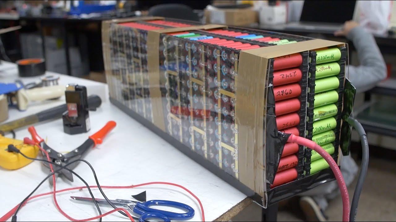 Tesla Battery Range Extender Trailer Esamba Ep43 Youtube