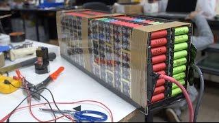 Tesla Battery Range extender Trailer - eSamba Ep43