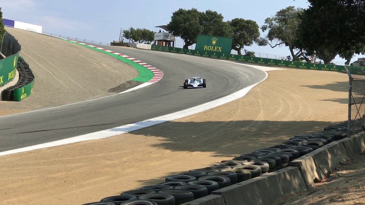 Download Classic F1 & F5000 Cars   Rolex Monterey Motorsports Reunion 2018   Pure Sound