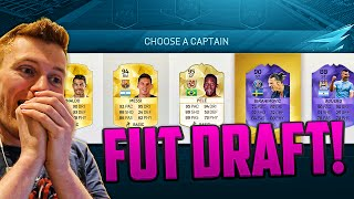 FIFA 16 - INSANE LEGEND FUT DRAFT DUEL!!! | NEW FUT DRAFT GAMEMODE!!!