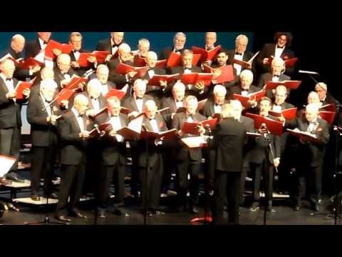 Sons of Orpheus Concert 12 04 2013