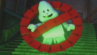 LEGO GHOSTBUSTERS Walkthrough ENDING - LEGO Dimensions GHOSTBUSTERS Story Pack