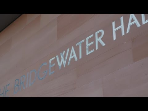 Bridgewater Hall - Where will you start in Manchester?