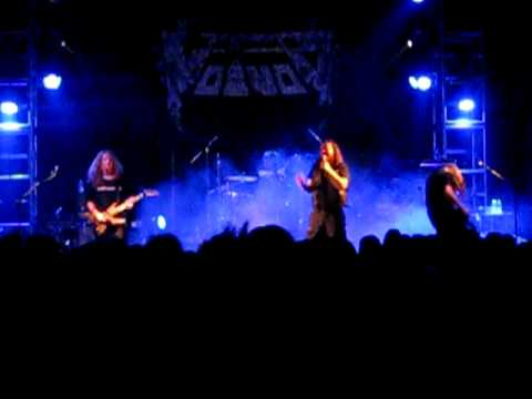 Voivod (Live Rock'n'Roll Arena) - Missing Sequences (pt. 10/16)