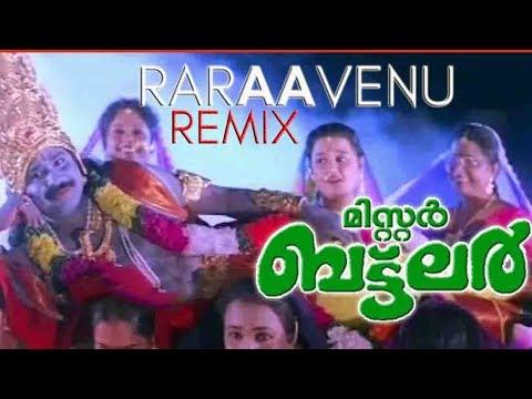 Raara venu Remix   Mr.buttler   Dileep   K.S.Chithra ft jU