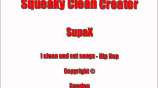Take Ya Clothes Off - Bone Crusher ft. Ying Yang Twins (Squeaky Clean) #