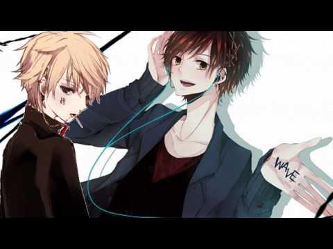 【96Neko & Kradness】 - Wave 「Lyrics on Screen」