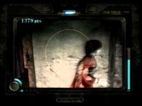 Fatal Frame 2: Crimson Butterfly Walkthrough Part 16- Trapped in the ...