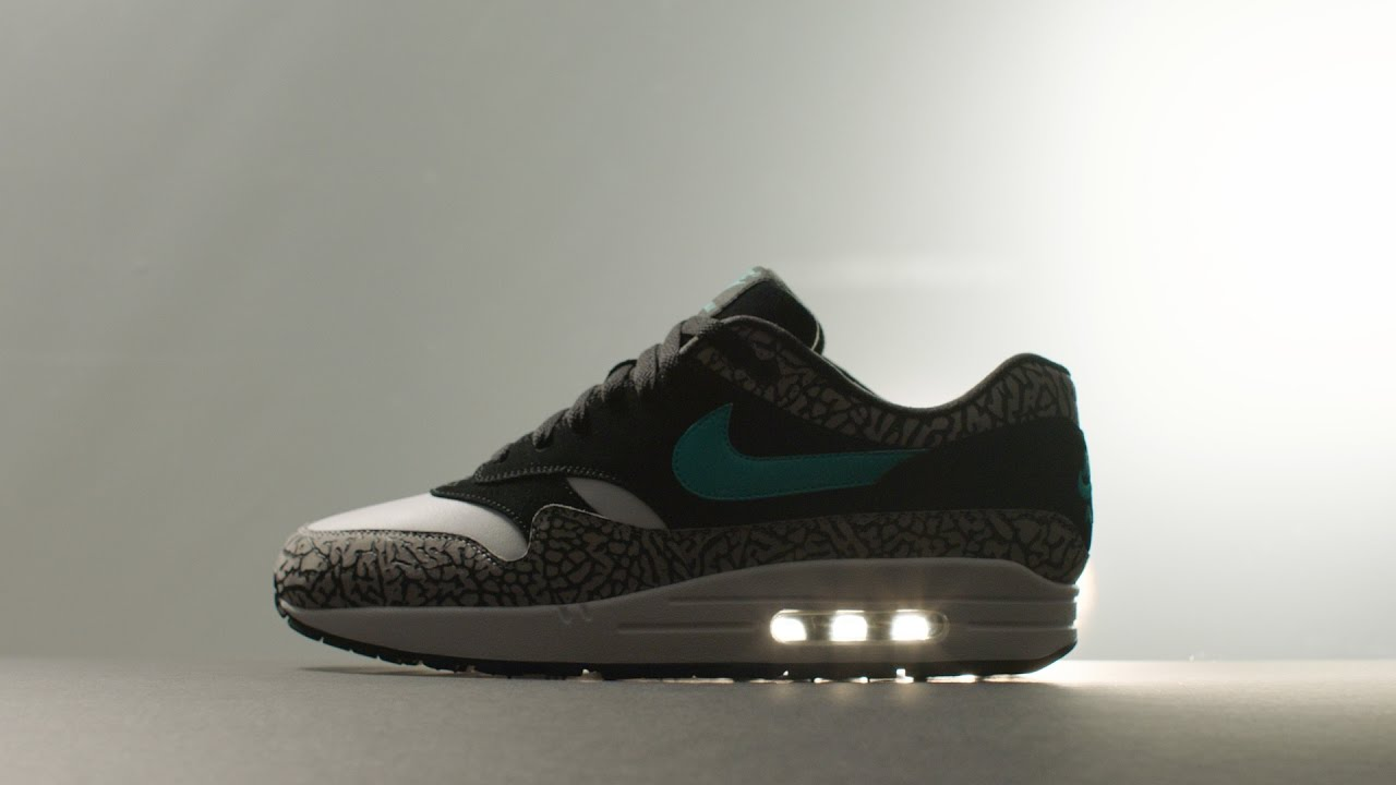 6d133cd48f Behind the Design Nike Air Max 1 Retro 'Atmos' - YouTube