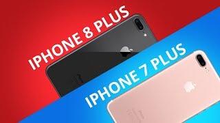 iPhone 8 Plus vs iPhone 7 Plus [Comparativo]