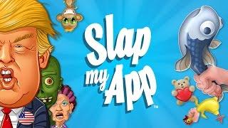 Slap My App™ - Official Game Trailer 2018