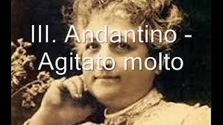 Teresa Carreño: Serenade for Strings in E-flat Major