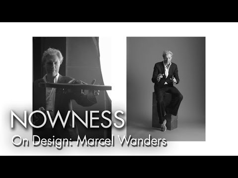 "Marcel Wanders in ""On Design"", Episode 4"