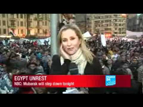 FRANCE 24's Melissa Bell reports from Cairo