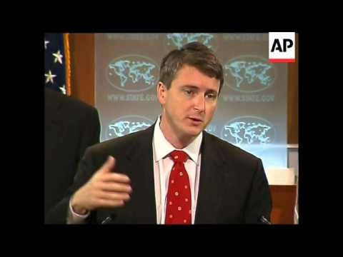 State Dept comments on aid efforts to flood hit Pakistan