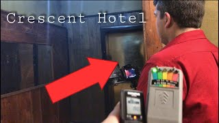 The Crescent Hotel Ghost Hunters