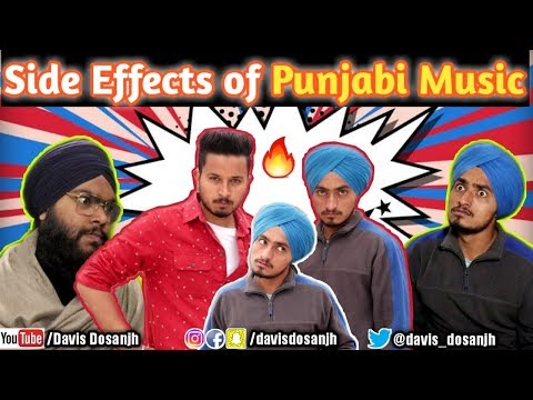 Side Effects Of Punjabi Music | Davis Dosanjh