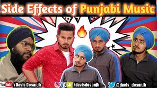 Side Effects Of Punjabi Music | Davis Dosanjh thumbnail