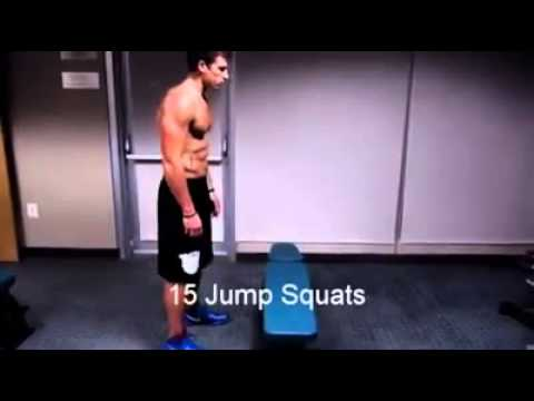 Bar Brothers Workout