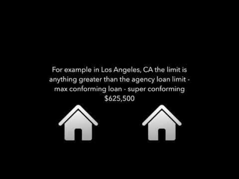 What is a Jumbo Loan Mortgage
