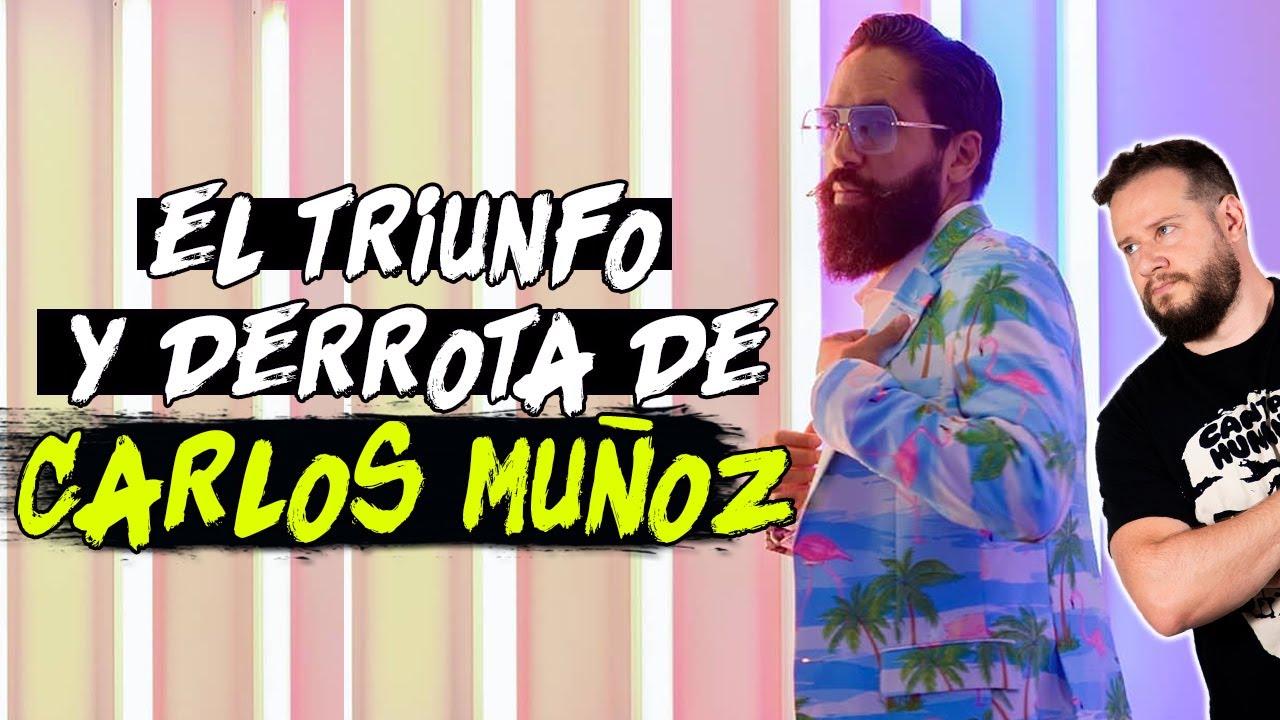 🤡 PORQUE PERDIÓ TODO CARLOS MUÑOZ 🤡 Carlos Muñoz mesero