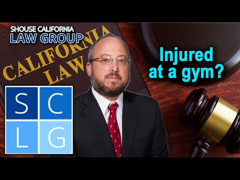 Injured at a gym or fitness center? How to file a lawsuit