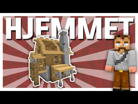 HER SKAL JEG BO (bygging) | Minecraft Vanilla #8