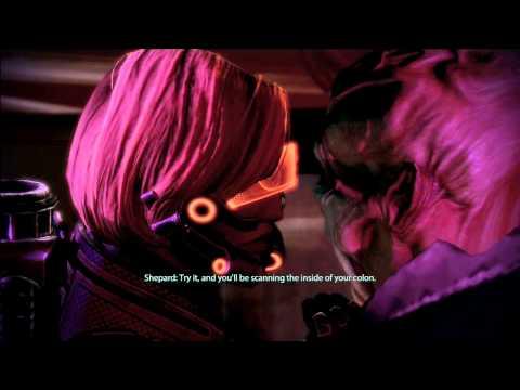 2 Girls 1 Let's Play (renegade) - Mass Effect 2: Recruit Archangel Part 1