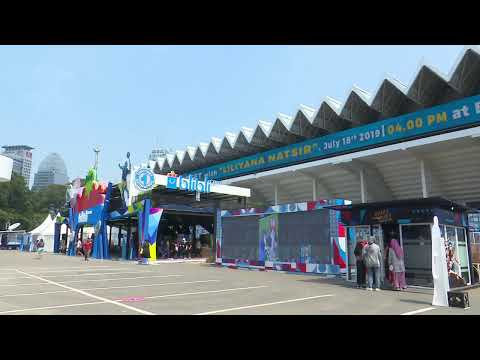 Blibli Indonesia Open 2019 - Outdoor Activity - 18 Juli 2019