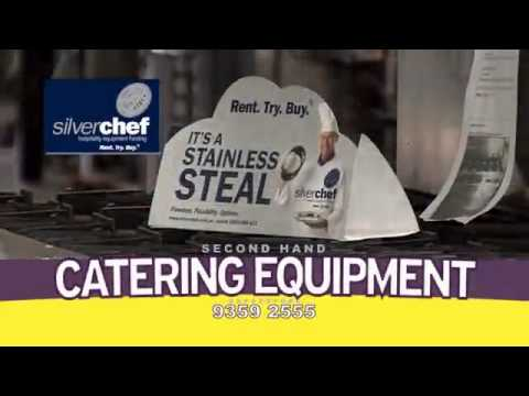 Second Hand Catering Equipment Superstore Advertisement