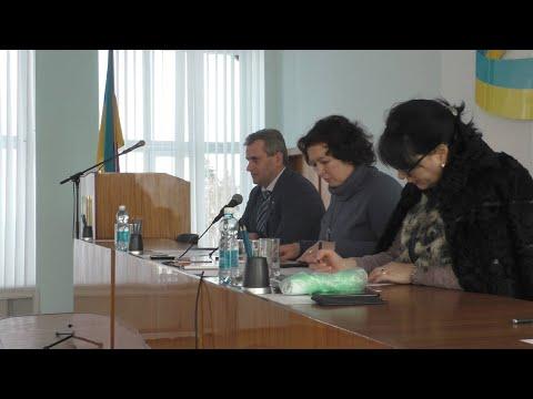 Проведення 4 сесії Барської міської ради Жмеринського району Вінницької області VIII скликання від 18.01.2021 р.