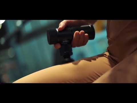 免運 二代 迷你 鋁合金 肌肉按摩 放鬆 筋膜槍 深層多段高頻電動震動 USB充電 長效電池 緩解肌肉痠疼