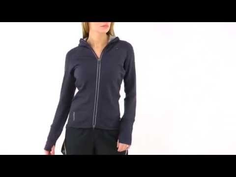 Icebreaker Women's Quantum Hooded Top  | SwimOutlet.com