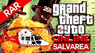 Elicopter Ambulanta Rar, Curse Noi, Distractie   GTA Online