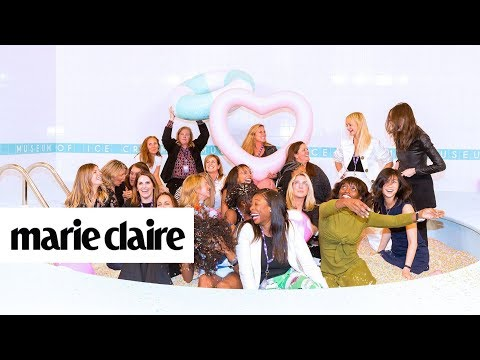 Inside Marie Claire