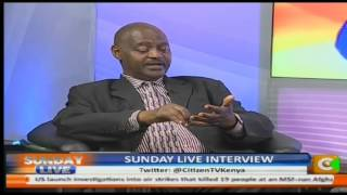 Sunday Live interview with Kariithi Murimi - Chair, NSSF Board
