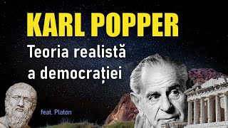 Karl Popper: Teoria realistă a democrației
