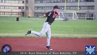 Ryan Hancock College Baseball Showcase Video