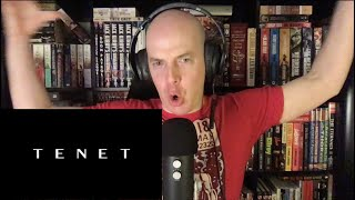 Tenet - Trailer 2 Reaction & Review - Christopher Nolan is Bringing His A Game