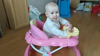 Вы должны это знать,если купили ходунки детские! Важные советы!Обзор ходунков Babyton GD2058 Бэбитон