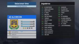 Classificação do campeonato espanhol série b