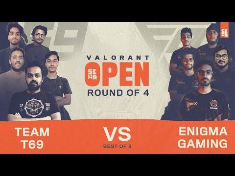 SKWAD - SKWAD Valorant Open | Round of 4 UB - Match 1 | Team