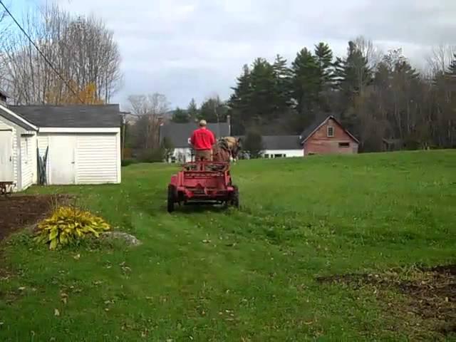 2011 Fall Manure Spreading