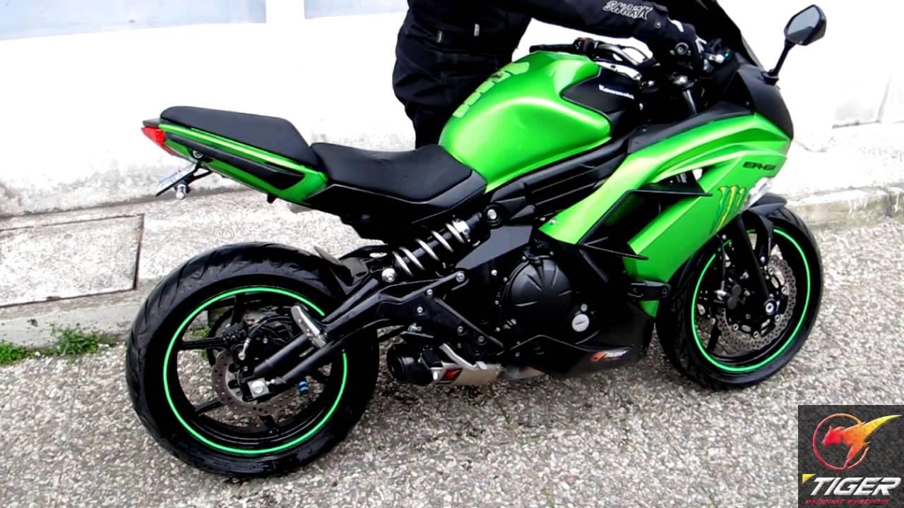 Kawasaki Ninja  Color Code