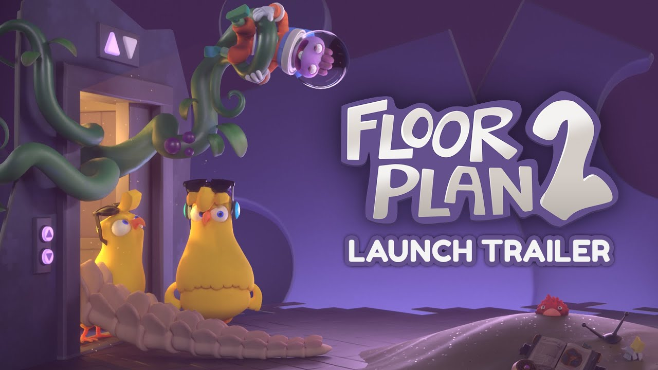 Floor Plan 2 Launch Trailer Oculus Quest Rift Platforms Youtube