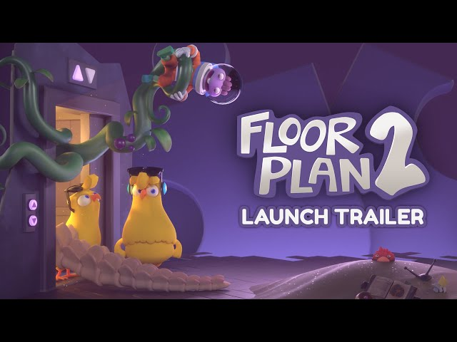 Floor Plan 2 Launch Trailer  |  Oculus Quest + Rift Platforms