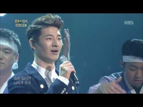 [HIT] 불후의 명곡2, 양희은(Yang Hee Eun) 편-손호영(Son Ho Young)&동준(Dong Jun) - 세노야 세노야.20141220