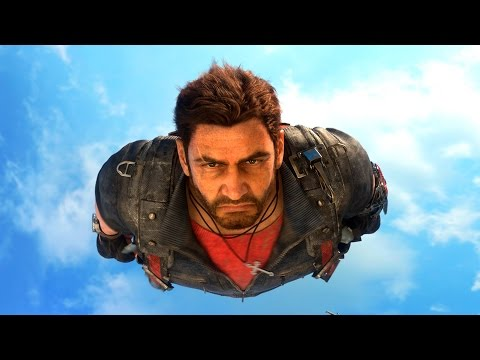 Just Cause 3: Here's How to Fly Forever
