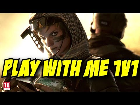 Rainbow Six Siege Play with me & How to make a lot of money