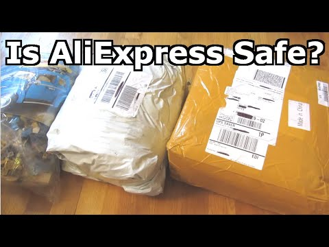 Is AliExpress a Scam site or is it Safe?
